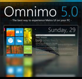 Omnimo for Rainmeter